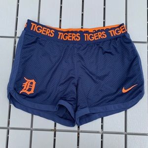 Detroit Tigers Bike Shorts